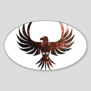 Bird of Prey Sticker