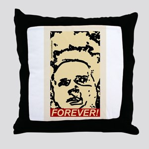 Eraserhood Forever! Throw Pillow