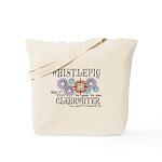 Whistlepig 2013 T-shirt image light Tote Bag