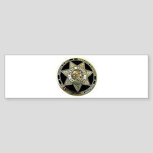 California Peace Officer Bumper Sticker