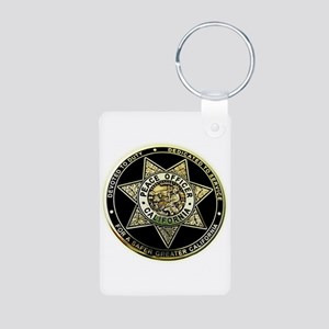 California Peace Officer Keychains