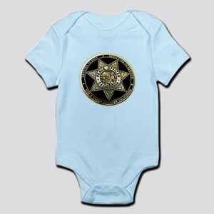 California Peace Officer Body Suit