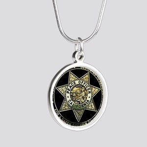 California Peace Officer Necklaces
