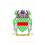 Cabell Sticker (Rectangle 10 pk)