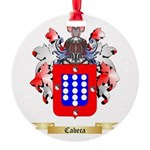 Cabeca Round Ornament