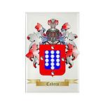 Cabeca Rectangle Magnet (100 pack)