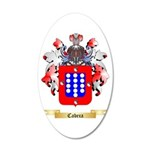 Cabeca 20x12 Oval Wall Decal