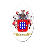 Cabeca 35x21 Oval Wall Decal