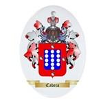 Cabeca Ornament (Oval)