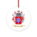 Cabeca Ornament (Round)