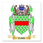 Cabble Square Car Magnet 3