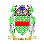 Cabbell Square Car Magnet 3