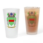 Cabbell Drinking Glass