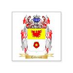 Cabanon Square Sticker 3