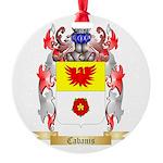 Cabanis Round Ornament