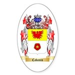 Cabanis Sticker (Oval 10 pk)