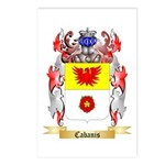 Cabanis Postcards (Package of 8)