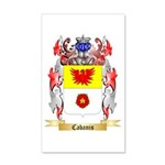 Cabanis 20x12 Wall Decal