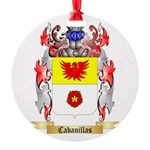 Cabanillas Round Ornament