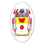 Cabanillas Sticker (Oval 50 pk)