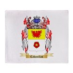 Cabanillas Throw Blanket