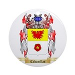 Cabanillas Ornament (Round)
