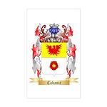 Cabanie Sticker (Rectangle)