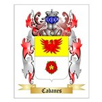 Cabanes Small Poster
