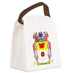 Cabanes Canvas Lunch Bag