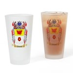 Cabanes Drinking Glass