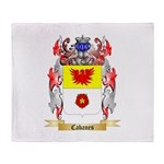 Cabanes Throw Blanket