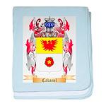 Cabanel baby blanket
