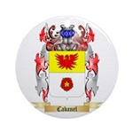 Cabanel Ornament (Round)