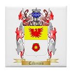 Cabanais Tile Coaster