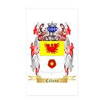 Cabana Sticker (Rectangle 50 pk)