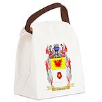 Cabana Canvas Lunch Bag