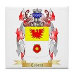 Cabana Tile Coaster