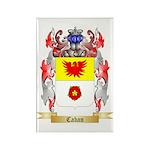 Caban Rectangle Magnet (100 pack)