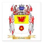 Caban Square Car Magnet 3