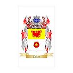 Caban Sticker (Rectangle 50 pk)