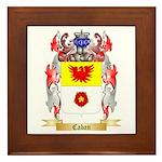 Caban Framed Tile