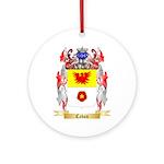 Caban Ornament (Round)