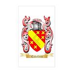 Caballero Sticker (Rectangle)