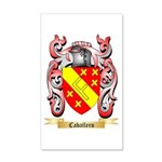 Caballero 20x12 Wall Decal
