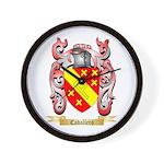 Caballero Wall Clock