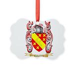 Caballero Picture Ornament