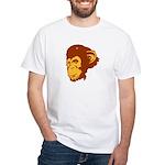 Official Monkey Day revolution White T-S