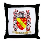 Caballe Throw Pillow