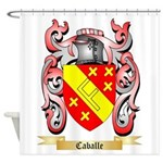 Caballe Shower Curtain