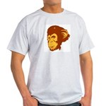 Official Monkey Day revolution Ash Grey